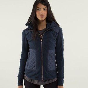 Inkwell Fleecy Keen Jacket, size 8, VGUC